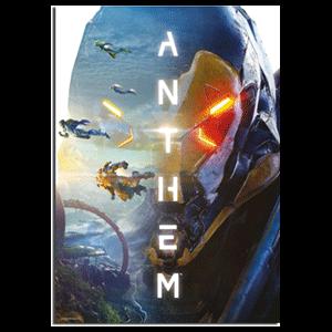 Anthem - Póster