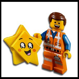 LEGO Película 2 The Videogame - Figura LEGO Emmet