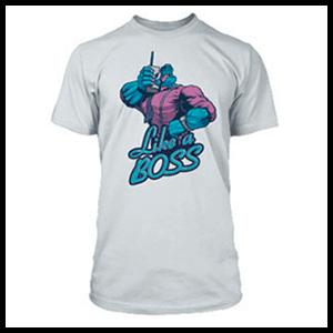 "Camiseta League of Legends ""Like a Boss"" Talla M (REACONDICIONADO)"