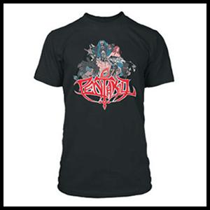 "Camiseta League of Legends ""Pentakill"" Talla M (REACONDICIONADO)"