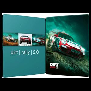 Dirt Rally 2.0 - Caja metálica