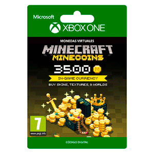 Minecraft - Minecoins Pack: 3500 Coins XONE