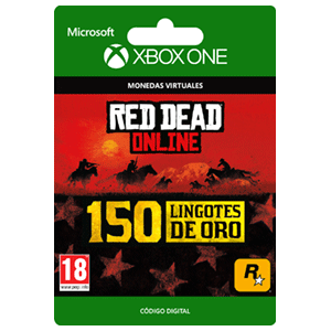 Red Dead Redemption 2: 150 Gold Bars XONE