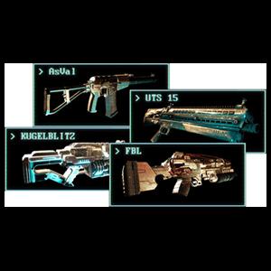 DLC Rocket Star Pack - Genesis Alpha One PS4