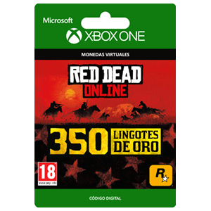 Red Dead Redemption 2: 350 Gold Bars XONE