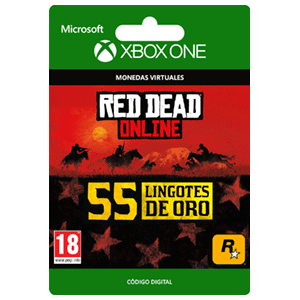 Red Dead Redemption 2: 55 Gold Bars XONE