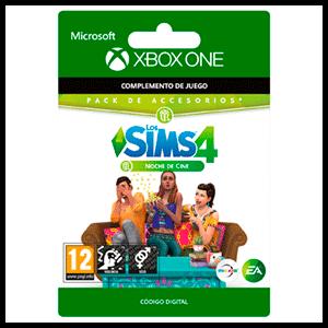 The Sims 4: Noche de Cine XONE