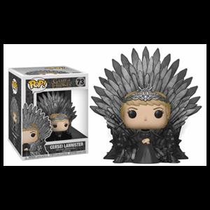 Figura Pop Juego de Tronos: Cersei Lannister en el Trono de Hierro
