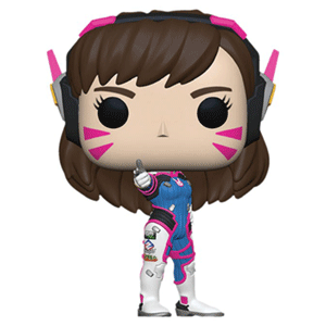 Figura Pop Overwatch S5: D.Va