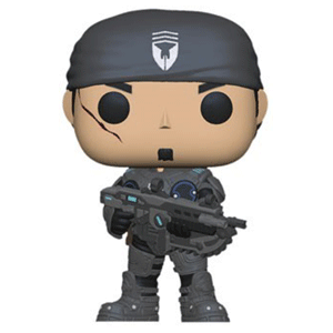 Figura Pop Gears of War 3: Marcus