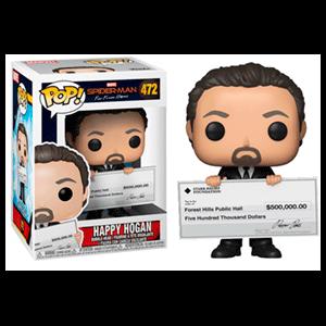 Figura Pop Spider-man Far From Home: Happy Hogan