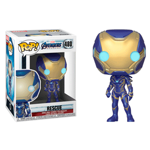Figuras Pop Vengadores Endgame: Rescue