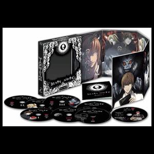 Death Note Edición Shinigami - Serie TV + Relight 1 y 2 + OST