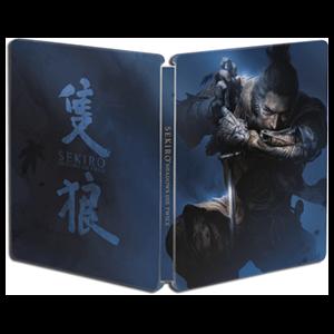 Sekiro Shadows Die Twice - Caja metálica