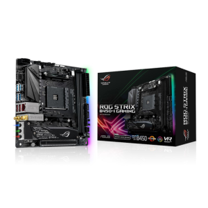 ASUS ROG STRIX B450-I Gaming - Placa Base Mini ITX AM4