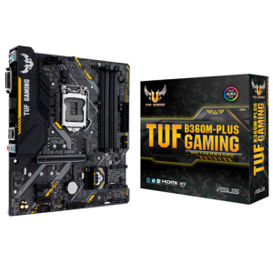 ASUS TUF B360-Plus Gaming - Placa Base ATX LGA1151
