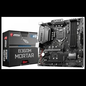MSI B360M MORTAR LGA1151 Micro ATX