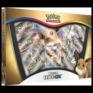 Caja Pokemon GX Colección Eevee