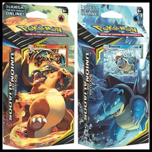 Baraja 60 Cartas Pokemon Sol y Luna: Unión de Aliados