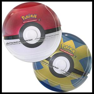 Caja Pokéball Pokemon TCG