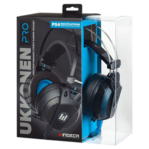 Auriculares Ukkonen Indeca Sound PS4-XONE-PC