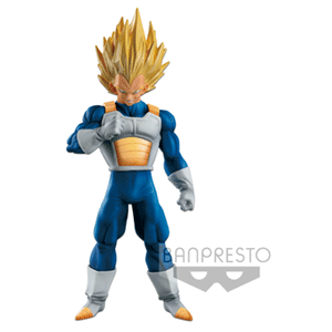 Figura Banpresto Dragon Ball Super: Super Saiyan Vegeta Big Budokai 6 Special 17cms