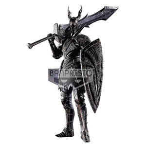 Figura Banpresto Dark Souls: Black Knight Collection Vol.3 20cms