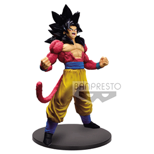 Figura Banpresto Dragon Ball GT: Goku SSJ4 Blood of Saiyans Special III 20cms