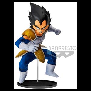 Figura Banpresto Dragon Ball Z: Vegeta World Figure Colosseum 2 14cms