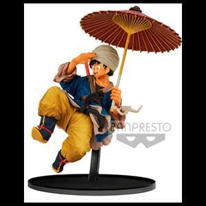 Figura Banpresto Dragon Ball Z: Goku World Figure Colosseum 2 18cms