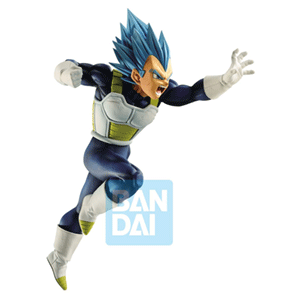 Figura Banpresto Dragon Ball Super: Vegeta Super Saiyan God Battle Figure 15cms