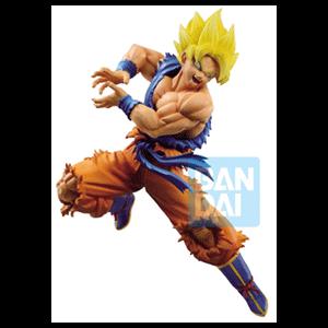 Figura Banpresto Dragon Ball Super: Goku Super Saiyan Z-Battle 15cms