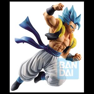 Figura Banpresto Dragon Ball Super: Gogeta Super Saiyan God Z-Battle 17cms