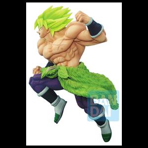 Figura Banpresto Dragon Ball Super: Broly Super Saiyan Fullpower Z-Battle 19cms