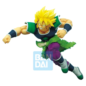 Figura Banpresto Dragon Ball Super: Broly Super Saiyan Z-Battle 19cms
