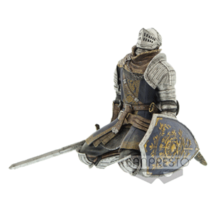 Figura Banpresto Dark Souls: Oscar Knight of Astoria Sculpt Collection Vol.4 12cms