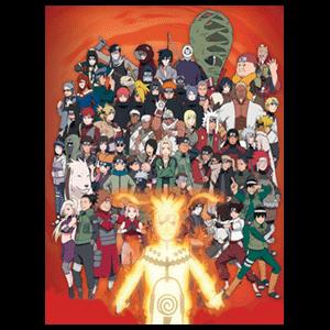 Lienzo Naruto Shippuden