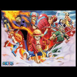 Lienzo One Piece