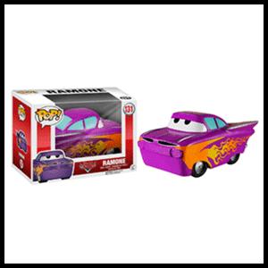 Figura POP Cars Doc Ramone (REACONDICIONADO)