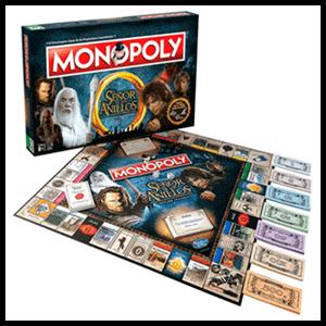 Monopoly El Señor de los Anillos (REACONDICIONADO)