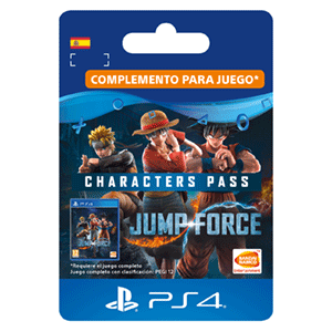 Jump Force - Character Pass PS4