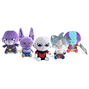 Peluche Dragon Ball Super 15cm Serie 2
