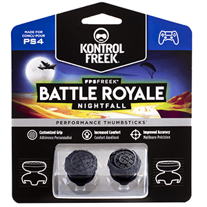KontrolFreek Battle Royal Nightfall Grips