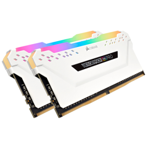 Corsair Vengeance RGB Pro DDR4 3200MHz 16GB (2x8GB) CL16 Blanco
