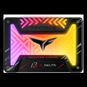 T-FORCE DELTA Phantom Gaming RGB SSD 250GB