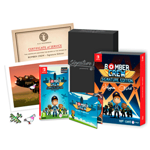 Bomber Crew Signature Edition