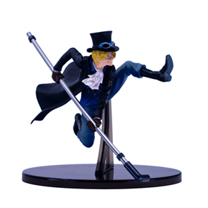 Figura Banpresto One Piece World Figure Colosseum: Sabo