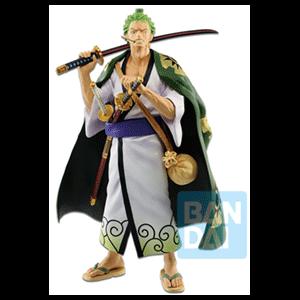 Figura Banpresto One Piece: Zoro Japanese Style