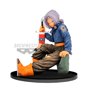 Figura Banpresto Dragon Ball Z World Figure Colosseum: Trunks
