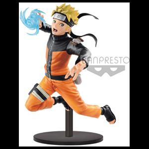 Figura Banpresto Naruto Shippuden Vibration Stars: Naruto Uzumaki